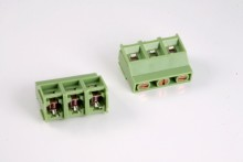 TERMINAL BLOCK 6.35mm Available in 2 & 3pin