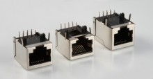 RJ 45 Female Right Angle Shielded  18.00mm & 21.00mm